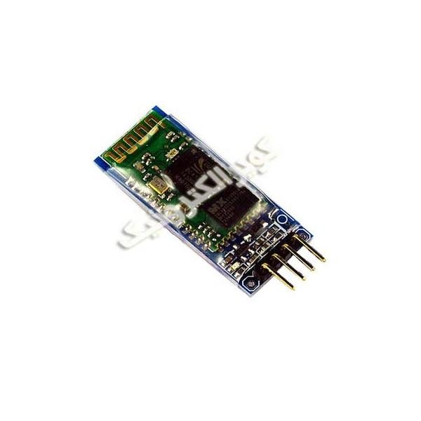ماژول بلوتوث HC-05 -Bluetooth serial+برد تبدیل فول  hc05