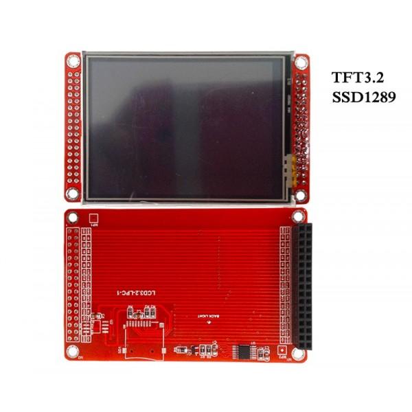 TFT Module 3.2+touch ماژول السیدی 3.2+تاچ-کویرالکترونیک