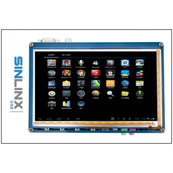 برد  sinlinx- با ال سی دی 7 اینچ- کویرالکترونیک