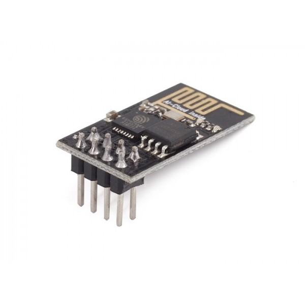 ماژولESP-01 ESP8266 وای فای به سریالESP01