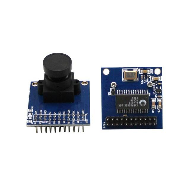 دوربین با قابلیت اتصال به میکروکنترلرها+AL422 FIFO ov7670 ورژن3