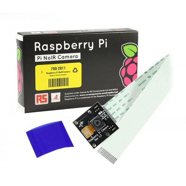NoIR Camera raspberry Pi دوربین رزبری دید در شب اورجینال-کویرالکترونیک