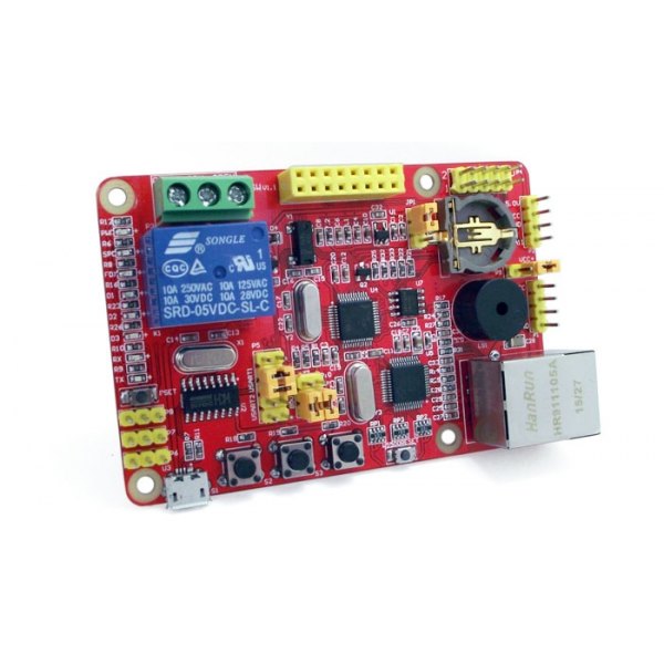 Mini stm32 +LAN