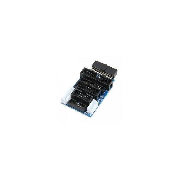 J-link Jlink Emulator V8 all-ARM JTAG Adapter converter wholesale and retail