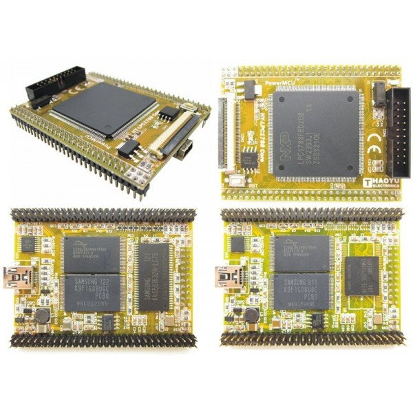 Coreboard LPC4088 کور برد lpc4088