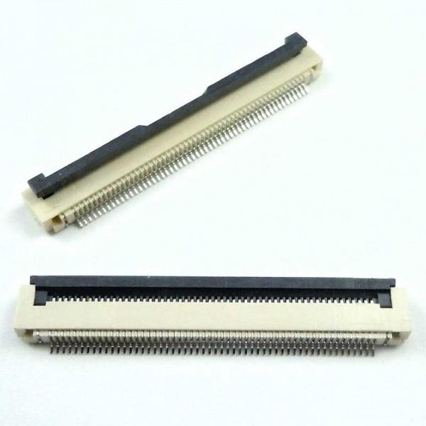 کانکتور FPC 54  پین 0.5mm اهرمی