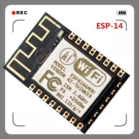 ماژول وای فای ESP-14 دارای هسته ESP8266