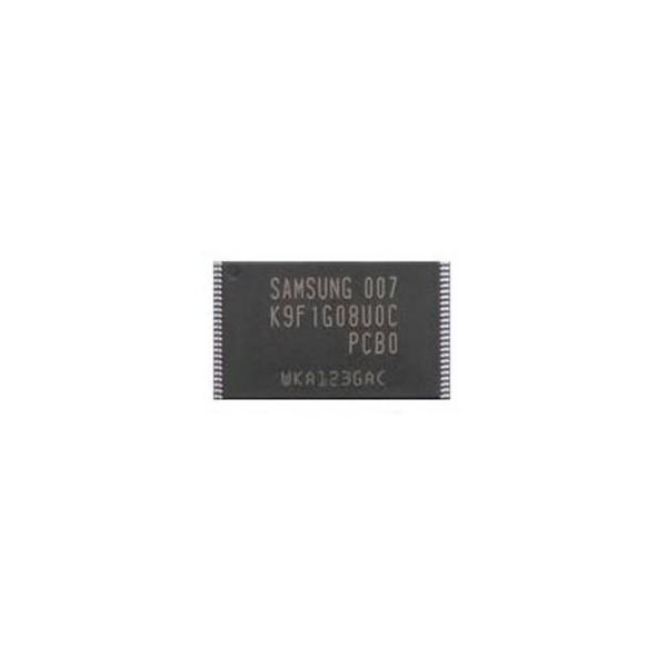 K9F1G08U0C- PCB0 NAND Flash Memory 128Mx8 Bit