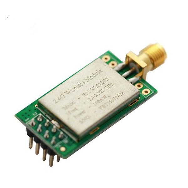 کویرالکترونیک- kavirelectronic- ماژول فرستنده- گیرنده NRF24l01+PA+LNA