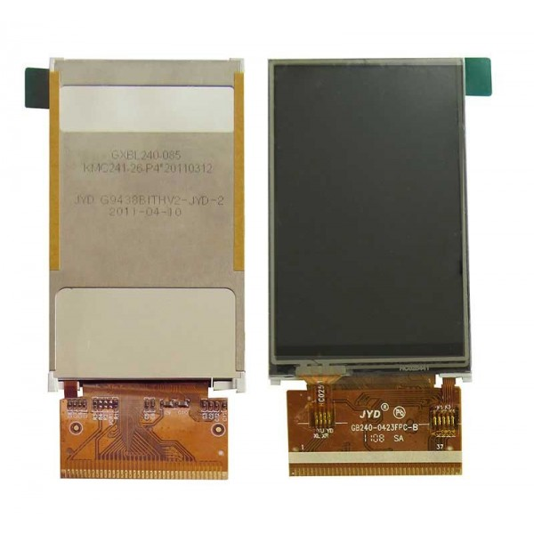 TFT LCD 2.4 inch with touch
