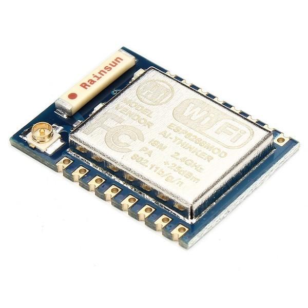 سریال وای فای Wifi to serial ESP8266 esp 8266-07