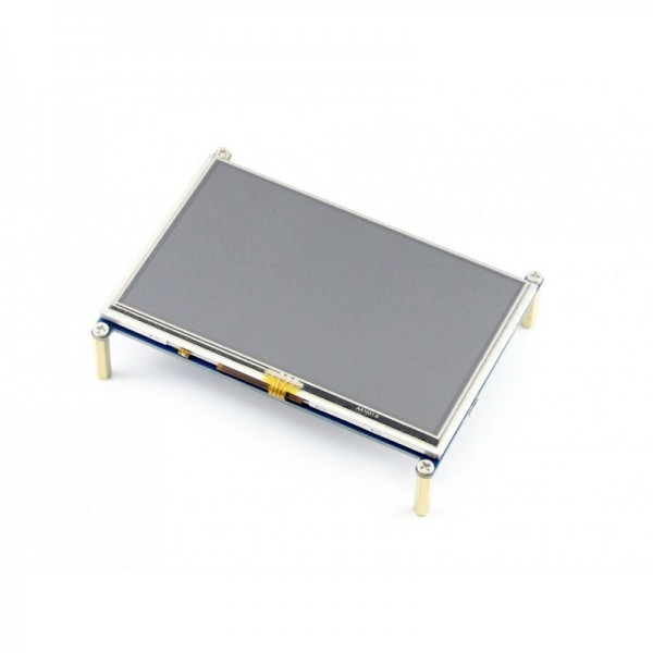 LCD 7 inch 800*480 + USB Capacitive touch