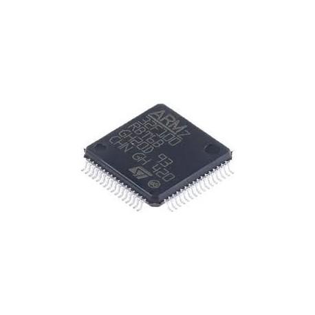 میکروکنترولر STM32F100RBT6 اورجینال - کویرالکترونیک
