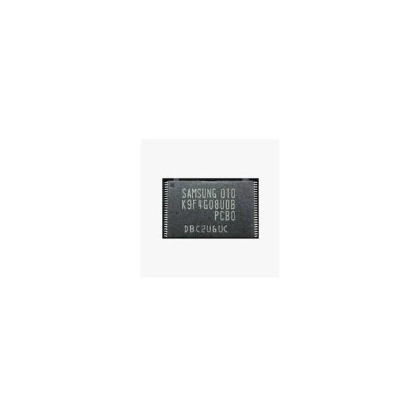 2.7-3.6V 4G(512M X 8) K9F4G08U0B-PCB0NAND Flash صد درصد اوریجینال