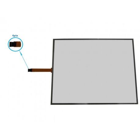 تاچ مقاومتی 15.0 اینچ/ 4 پین touch screen - کویرالکترونیک