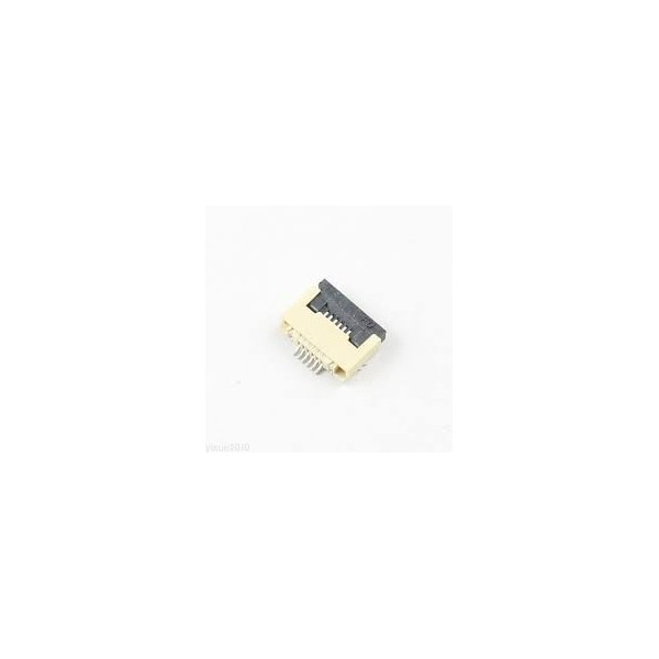 FPC 6pin .5 mm-bottom connect