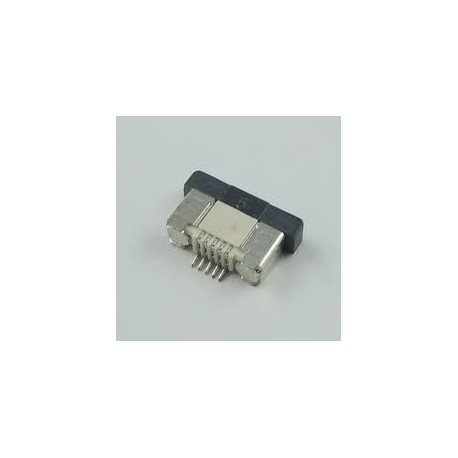 FPC 5pin .5 mm -bottom connectمحصول کویر الکترونیک