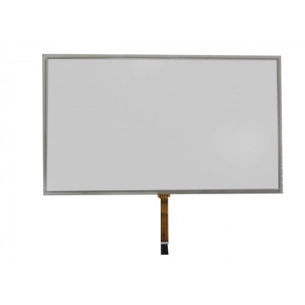 تاچ مقاومتی 15.6 اینچ شیشه ای وضخیم - touch screen 15.6 inch