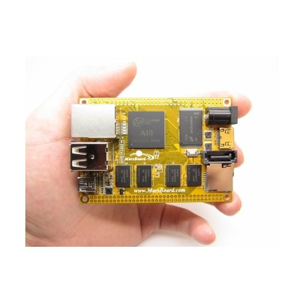 فروش ویژه Marsboard (مارس برد) android4-ubuntu-cortex-A8/1GHZ 4GFlash 1Gram