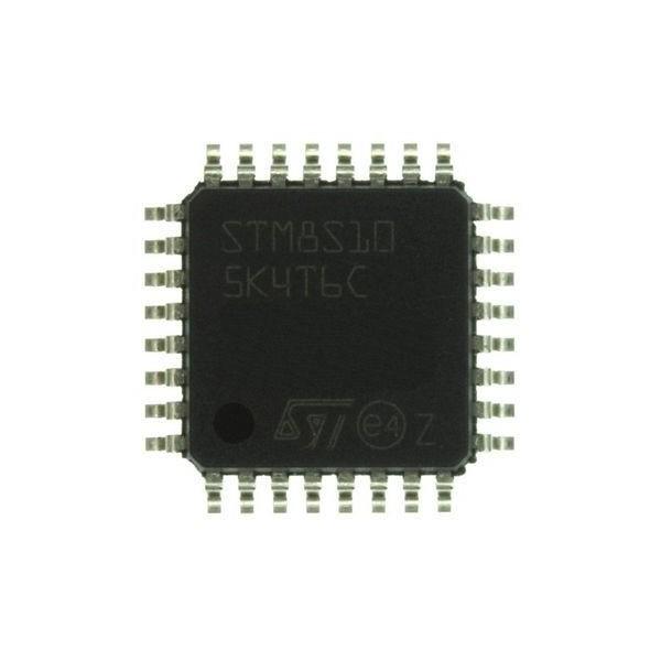 STMICROELECTRONICS - STM8S105K4T6C - MCU, 8BIT, STM8S, 16K FLASH, 32LQFP