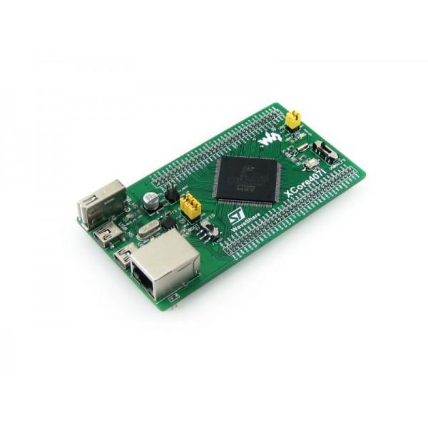 برد با هسته STM32F407IGT6 با سرعت 168 مگاهرتز/نند فلش/Ethernet