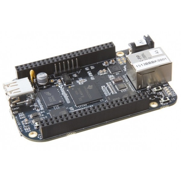 Beaglebone Black BB-Black TI Cortex-A8 نسخه جدید Rev.C بیگل بن بلک