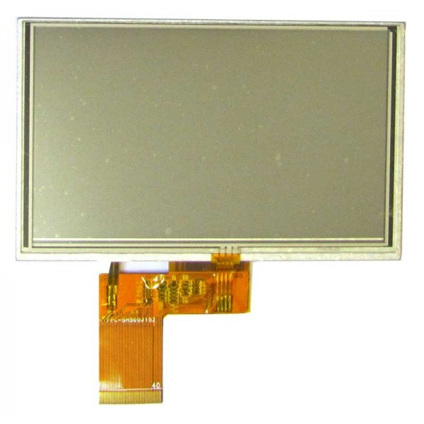 TFT LCD 5.0 INCH 480x272 RGB with touch new  tft 5