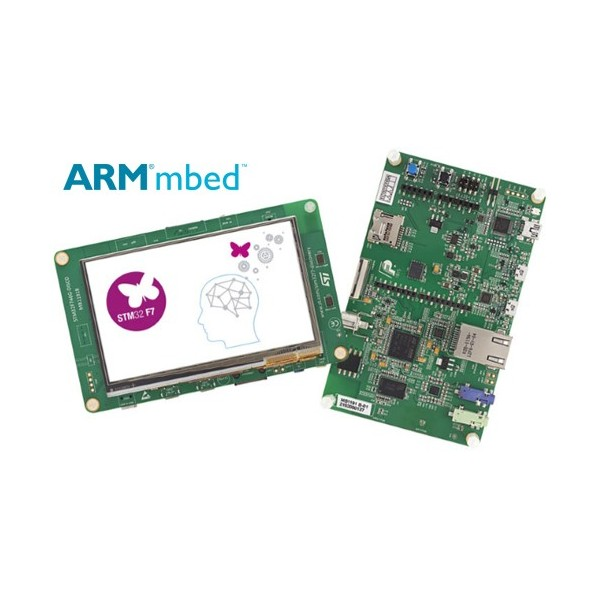 برد دیسکاوری F7 جدیدترین برد STM32F746G-DISCO 32F746GDISCOVERY- کویرالکترونیک