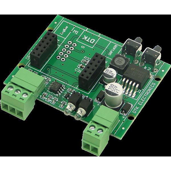 CC2530 Zigbee module -RS485 to TTL floor DRF1605-RS485A  -کویرالکترونیک
