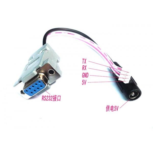 کابل سریال برای دوربین JPEG Camera serial-کویرالکترونیک