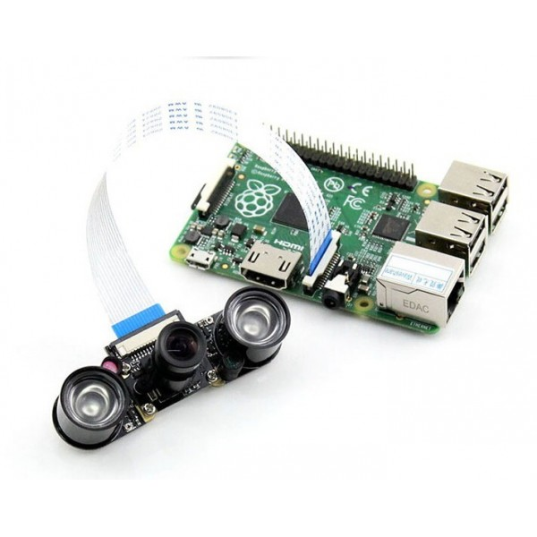 Raspberry Pi sensitive infrared light night vision camera dedicated 1w high power infrared night vision surveillance lights-کویر