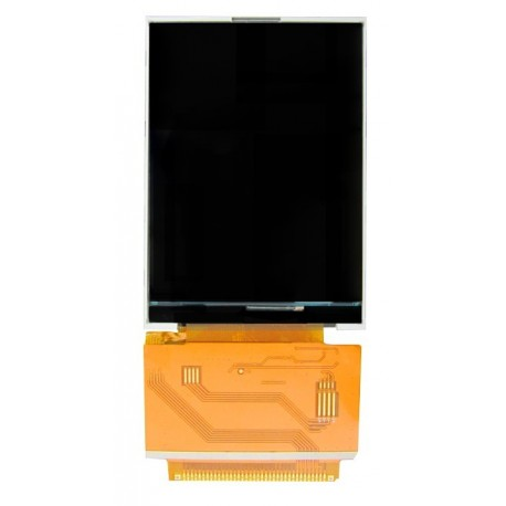 LCD tft 3.2 رنگی 3.2 اینچ با تاچ/بدون آیکن/8و16بیت ssd1289-کویرالکترونیک