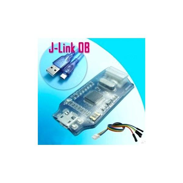 پروگرامر و دیباگر  JLink OB   -کویرالکترونیک