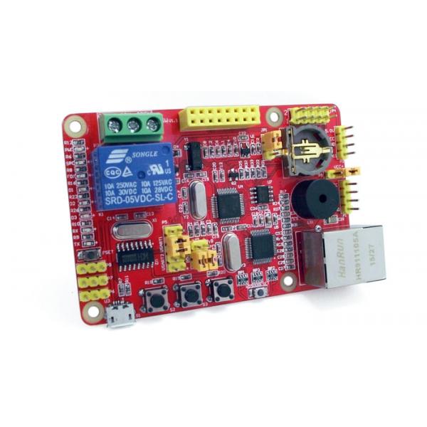 Mini stm32 +LAN-کویرالکترونیک