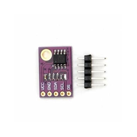 ماژول LM75 سنسور دما مخصوص رزبری کویرالکترونیک