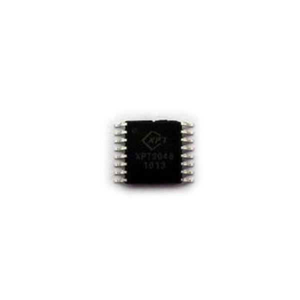 xpt2046 (مشابه  ads7843 ) -بدون نیاز به تغییر سخت افزار و نرم افزار -کویرالکترونیک