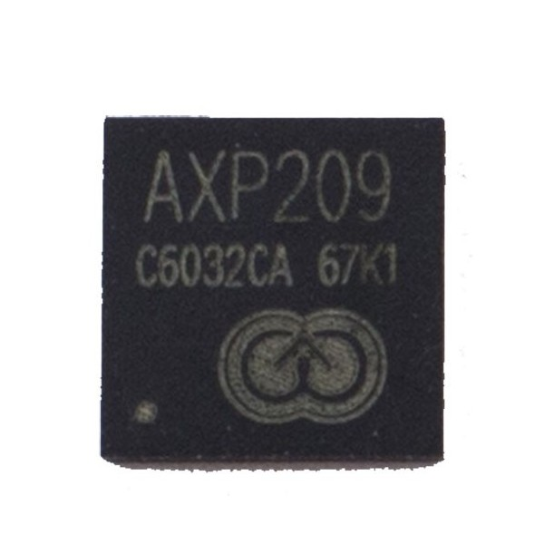 AXP209 an adaptive USB-Compatible PWM charger کویرالکترونیک