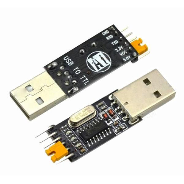 مبدل USB TO SERIAL CH340G WIN8/WIN7