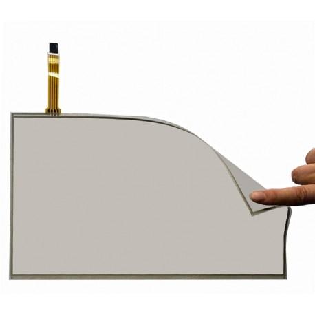 تاچ مقاومتی 14.1 اینچ 4 سیمه با قابلیت انعطاف پذیری-کویرالکترونیک