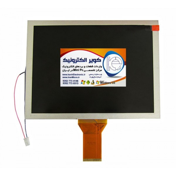 TFT LCD 8 inch 800*600 INNOLUX Original at080tn52