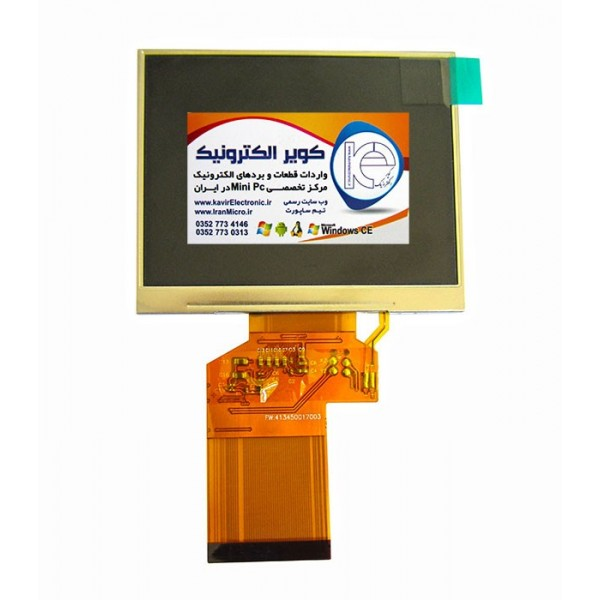 TFT LCD 3.5 inch, Resolution 320*240
