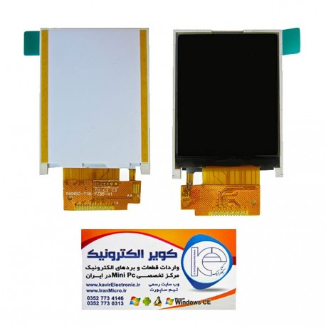 TFT LCD 1.8 inch resolution 128*160 , INANBO-کویرالکترونیک
