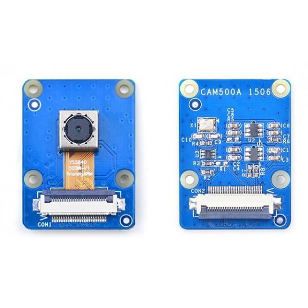 ماژول دوربین CAM500A با کیفیت بالا مخصوص برد NANO PI2 و TINY441-کویرالکترونیک