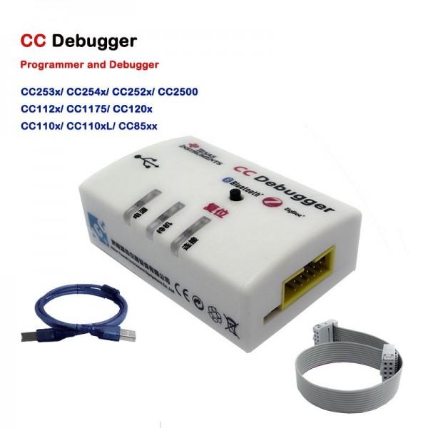 پروگرامر و دیباگر CC debuger-کویرالکترونیک
