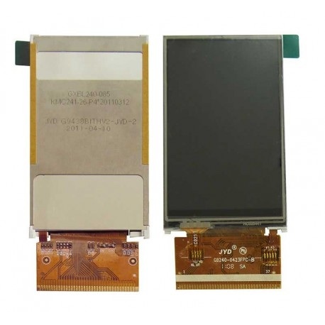 TFT LCD 2.4 inch with touch-کویرالکترونیک