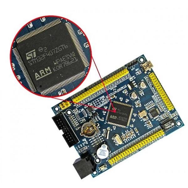 مینی برد STM32F407ZGT6/اترنت/قابلیت اتصال السیدی های 3.6 تا 9.0 اینچ