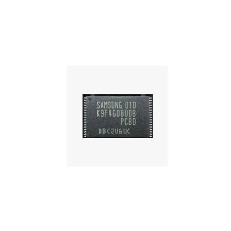 2.7-3.6V 4G(512M X 8) K9F4G08U0B-PCB0NAND Flash  100%اورجینال- کویرالکترونیک