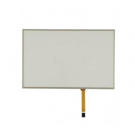 تاچ مقاومتی 13.3 اینچ/ 4 پین /  touch screen 16:10-کویرالکترونیک