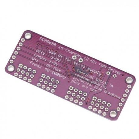 PCA968516Channel 12-bit PWM/Servo Driver - I2C interface - کویرالکترونیک