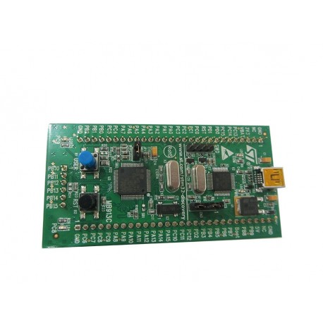 ST development board STM32VLDISCOVERY STM32F100RBT6 integrated ST-LINK original authentic - کویرالکترونیک